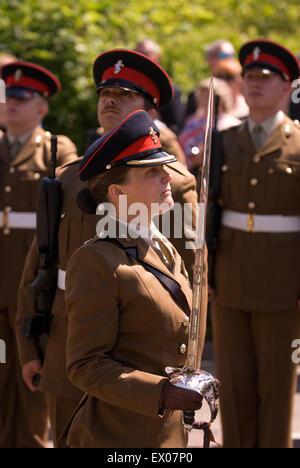 Bordon hampshire army