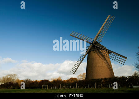 Bembridge windmill isle of wight england UK europe - Stock Photo