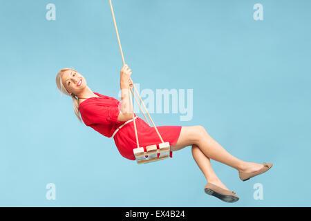 Adult swinging oregon