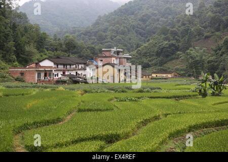 Guizhou Province, China - Stock Photo