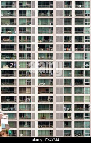 Hotel, apartments, Pattaya, Chon Buri Province, Thailand
