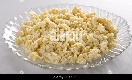 Khoya Milk Solid - Stock Photo