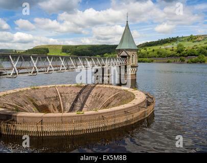 Pontsticill Reservoir, Brecon Beacons National Park, Powys, Wales, UK Stock Photo