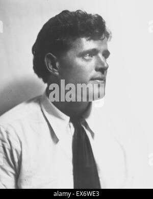 a biography of jack london an american writer Born in 1876, the year of little bighorn and custer's last stand, the prolific writer would die in the year john t thompson invented the submachine gun london's life embodied the frenzied modernization of america between the civil war and world war i with his thirst for adventure, his rags-to-riches.