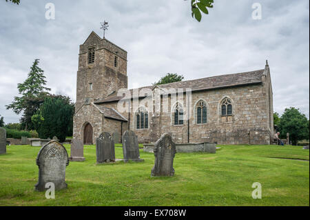 The Church of ST.James The Less at Tatham in Lancashire - Stock Photo