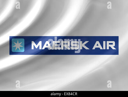 Maersk Logo Icon Symbol Stock Photo 81029189 Alamy