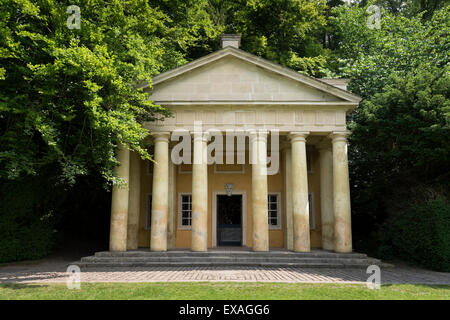 Temple of Piety - Stock Photo