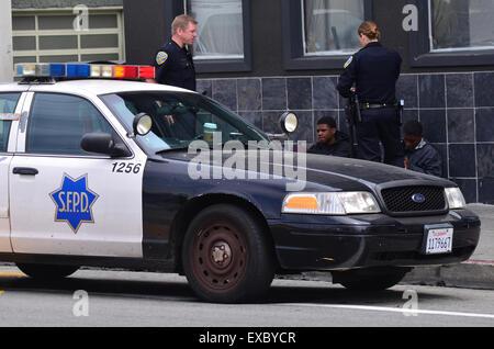 American Police Cars 2015