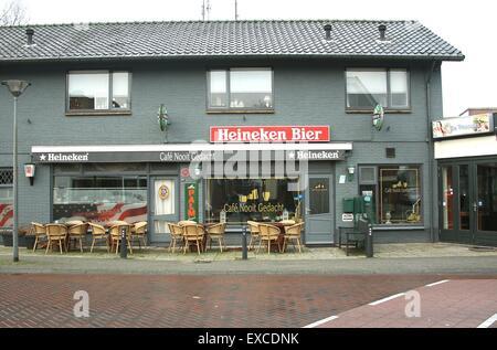 Nunspeet Central Holland Gelderland Netherlands NL 2014 - Stock Photo