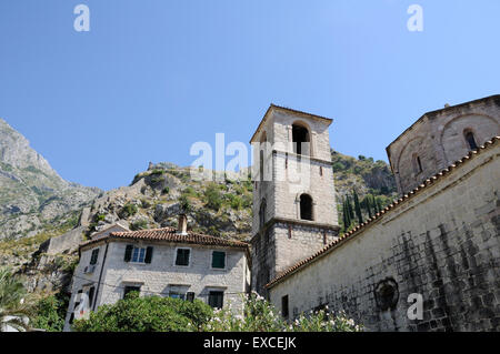 Kotor old town. - Stock Photo
