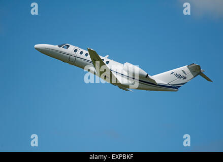Cessna Citation Cj3 Business Jet Stock Photo 37903671 Alamy