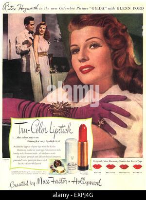 Red lipstick Max Factor makeup lip stick Cutout cut out white ...