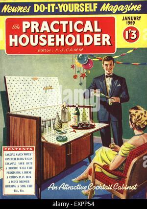 1950s uk practical householder magazine cover stock photo 85315724 1950s uk practical householder magazine cover stock photo solutioingenieria Image collections