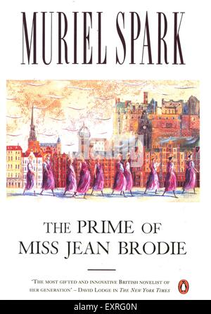 a literary analysis of the prime of miss jean brodie by muriel spark Muriel spark, known for her finely polished, darkly comic prose and for the unforgettable miss jean brodie, one of the funniest and most sinister characters in modern fiction, died friday at a.