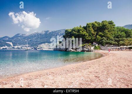 Adriatic seashore - Stock Photo