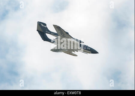 de Havilland DH.110 Sea Vixen - Stock Photo