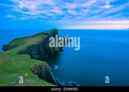 Neist Point, Isle of Skye, Scotland - Stock Photo