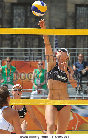 World Championships Beach Volleyball 2015 The Hague The ...