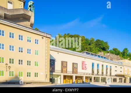 Festival hall, Salzburg, Austria - Stock Photo