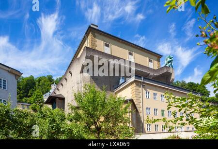 Salzburg festival hall, Austria - Stock Photo