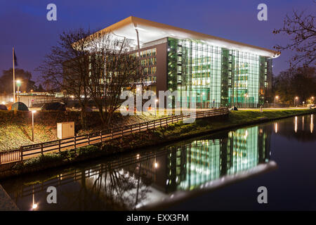 Building of Council of Europe - Stock Photo