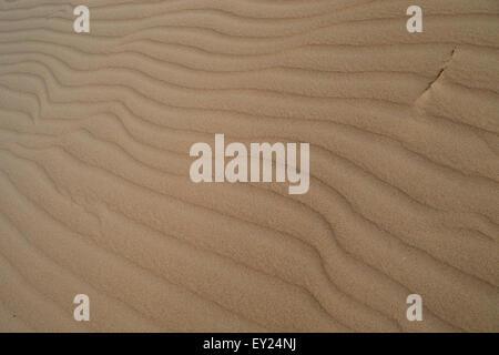 Sand Dunes, Boavista, Cape Verde - Stock Photo