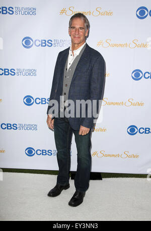 3rd Annual CBS Television Studios Rooftop Summer Soiree  Featuring: Scott Bakula Where: West Hollywood, California, - Stock Photo