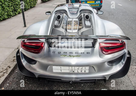 Porsche 918 Spyder Ehybrid Custom Made For