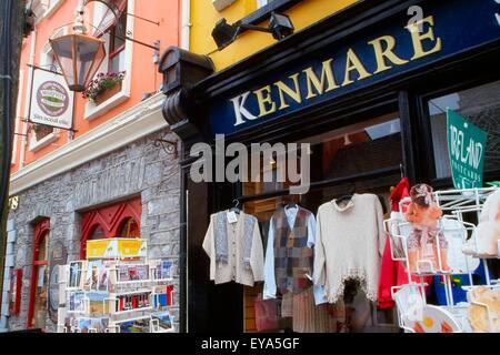 Kenmare, County Kerry, Ireland; Storefront - Stock Photo