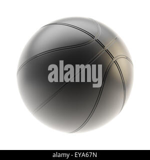 Basketball ball render isolated - Stock Photo