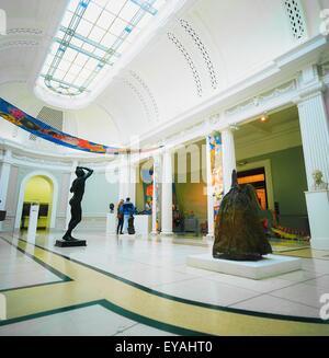 Hugh Lane Gallery, Dublin, Co Dublin, Ireland - Stock Photo