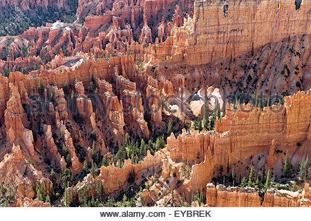Bryce Canyon National Park, Utah - Stock Photo
