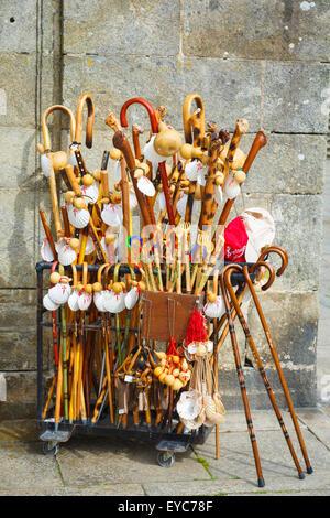Traditional walking stick.
