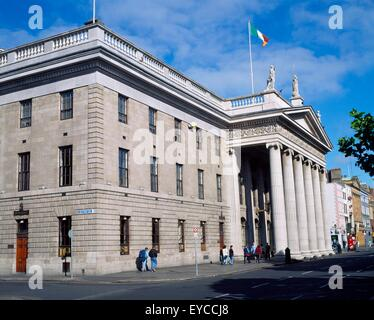 Dublin, General Post Office (Gpo), O'connell Street - Stock Photo