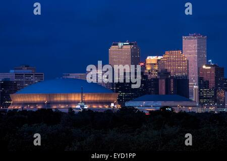 New orleans super dome stock photo royalty free image for Mercedes benz superdome new orleans la