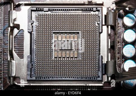 Motherboard cpu socket repair