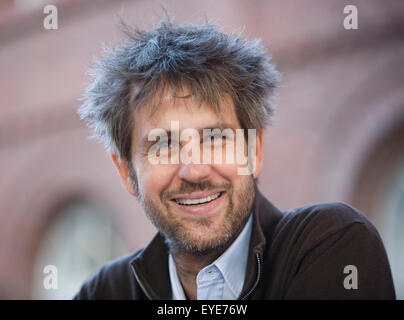 Christoph Schlingensief - Stock Photo