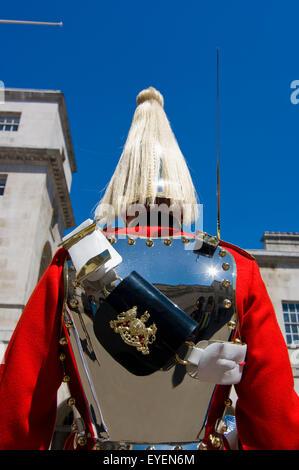 Horse guards parade; London, England - Stock Photo