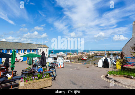 The harbour in Paignton, Torbay, Devon, England, UK - Stock Photo
