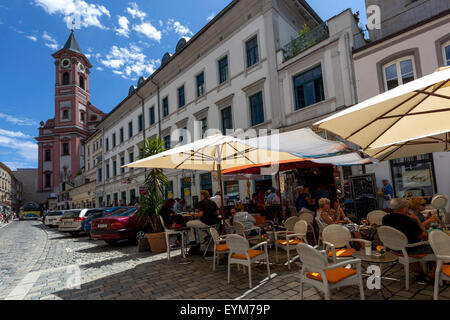the old town in passau germany stock photo royalty free image 10837702 alamy. Black Bedroom Furniture Sets. Home Design Ideas