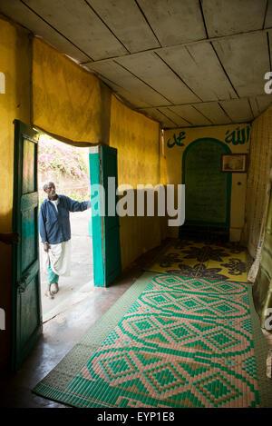 Yamasera Mosque, Ethiopia - Stock Photo