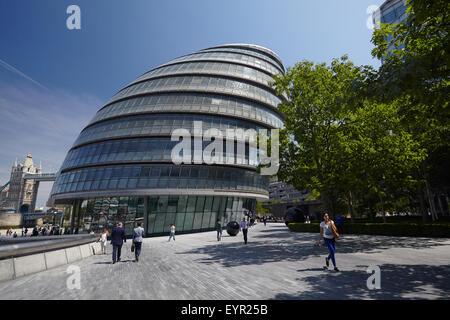 London City Hall - Stock Photo
