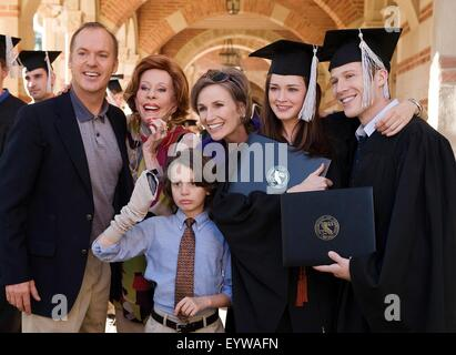 Post Grad ; Year : 2009 USA ; Director : Vicky Jenson ; Michael Keaton, Carol Burnett, Alexis Bledel, Jane Lynch, - Stock Photo