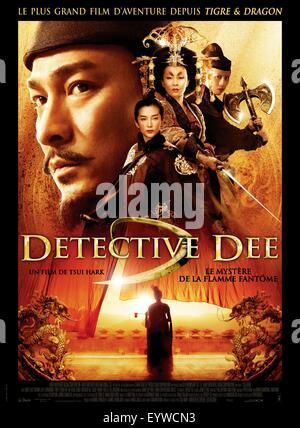 Di Renjie: Tong tian di guo ; Detective Dee and the Mystery of the Phantom Flame ; Year : 2010 China / Hong Kong - Stock Photo