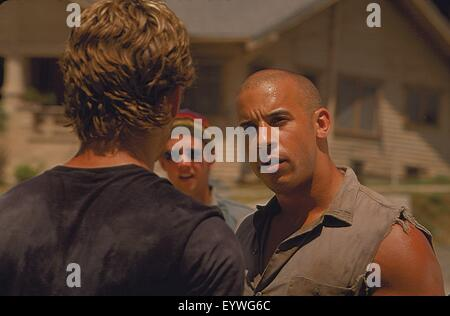 Fast And Furious 2001 Paul Walker The Fast and th...