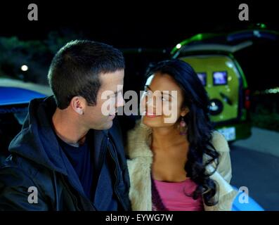 The Fast and Furious : Tokyo Drift ; Year : 2006 USA ; Director : Justin Lin ; Lucas Black, Nathalie Kelley - Stock Photo