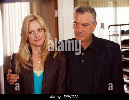 Little Fockers ; Year : 2010 USA ; Director : Paul Weitz ; Teri Polo, Robert De Niro ; Photo: Glen Wilson - Stock Photo
