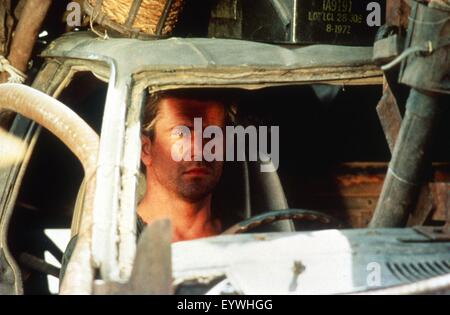 Mad Max II: The Road Warrior ; Year : 1981 Australia ; Director : George Miller ; Mel Gibson ; Photo: Carolyn Johns - Stock Photo
