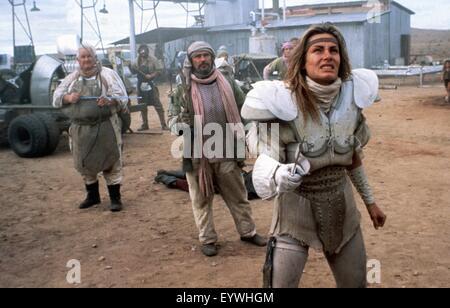 Mad Max II: The Road Warrior ; Year : 1981 Australia ; Director : George Miller ; Virginia Hey ; Photo: Carolyn - Stock Photo