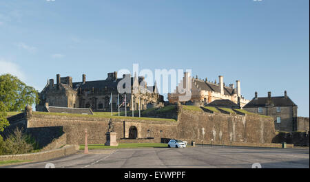 Stirling Castle, Stirlingshire, Scotland, United Kingdom, Europe